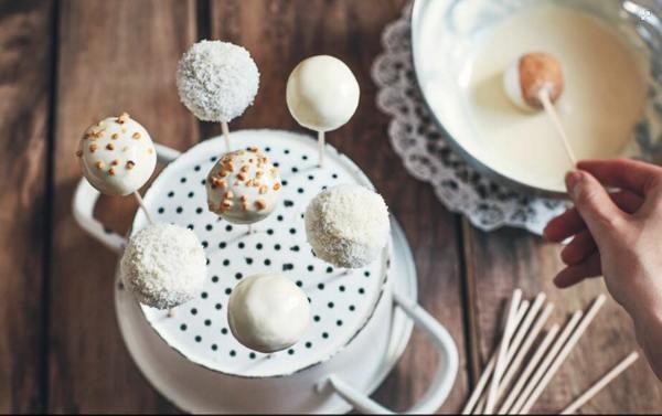 глазурь для кейк попсов рецепт