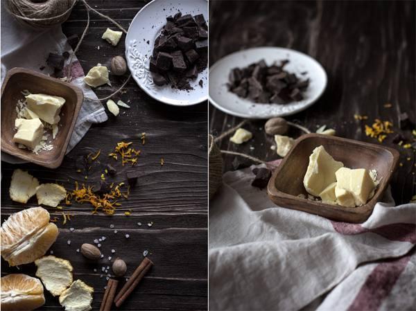 приготовление домашнего шоколада