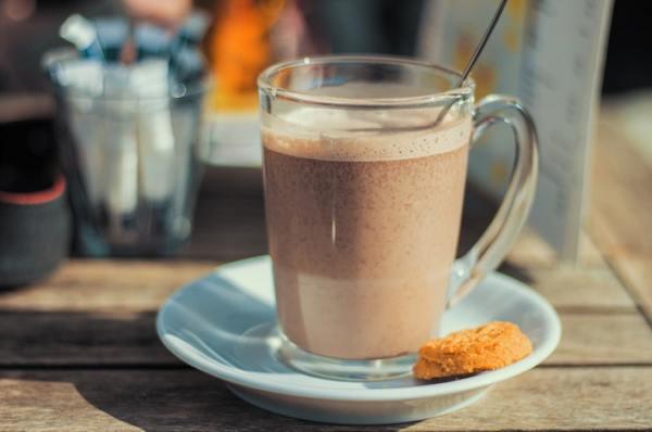 какао отличия от горячего шоколада