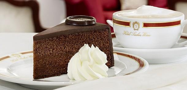 Австрийский торт «Захер»