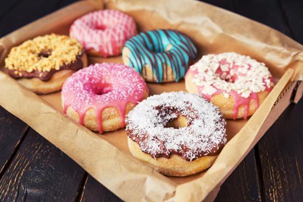 глазурь для пончиков