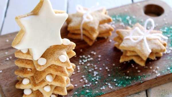 как сделать глазурь для печенья