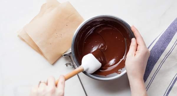 Молочный шоколад в домашних условиях