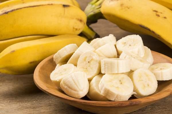 Использование банана при лечении кашля