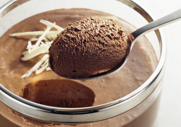 Мусс шоколадно-молочный