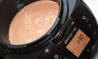 Рецепт приготовления пышного шоколадного бисквита в мультиварке