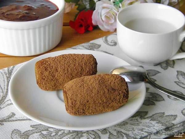 Пирожное «Картошка» без сгущенки