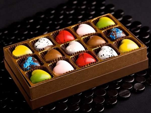 Виды красителей для шоколада