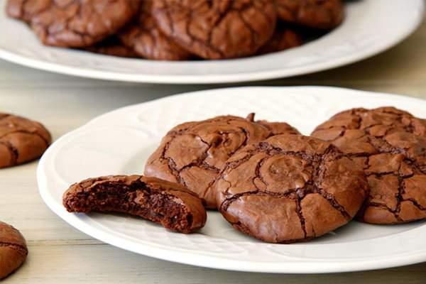Шоколадное печенье «Брауни»
