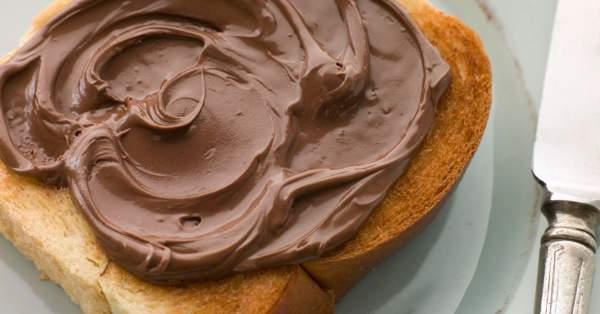 Шоколадное масло с коньяком