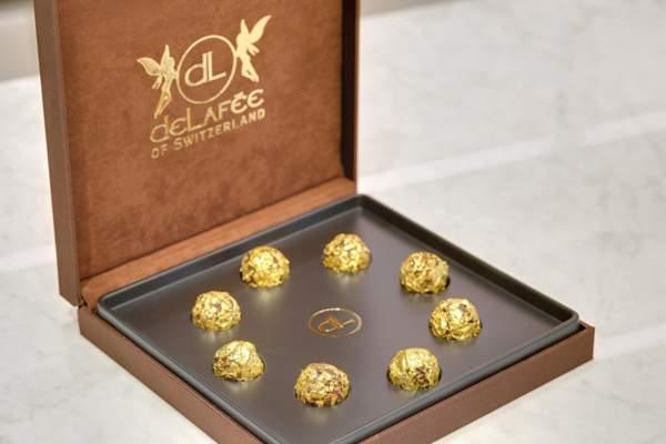 Delafe of Switzerland's Gold