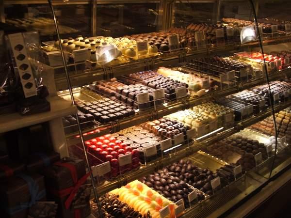 Премиумный шоколад от Harrods