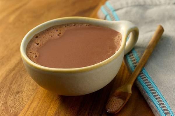 Гликемический показатель какао