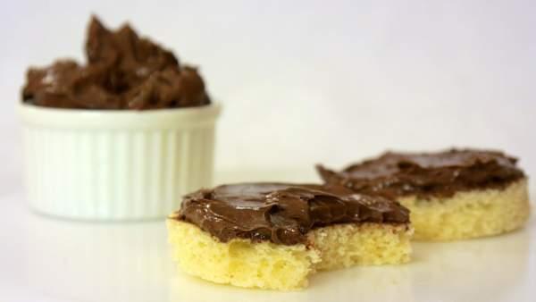 Шоколадное масло со сгущенкой