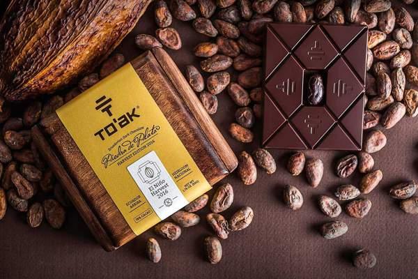 Шоколадная плитка To'ak Rain Harvest