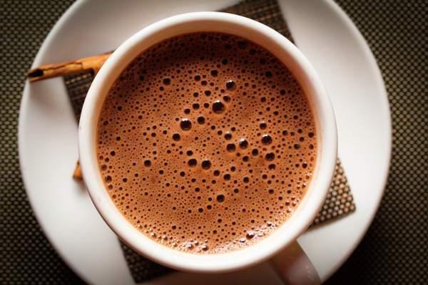 Несладкое какао