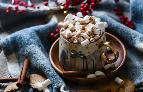 Какао с добавлением пряностей