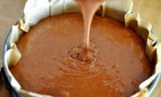 Рецепт постного шоколадного пирога
