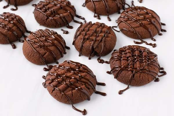 Шоколадный топпинг