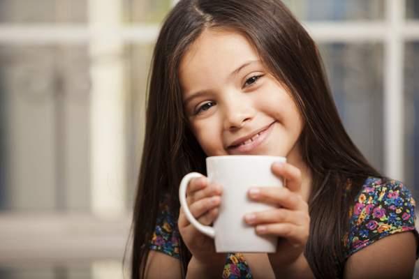 Польза какао для ребенка