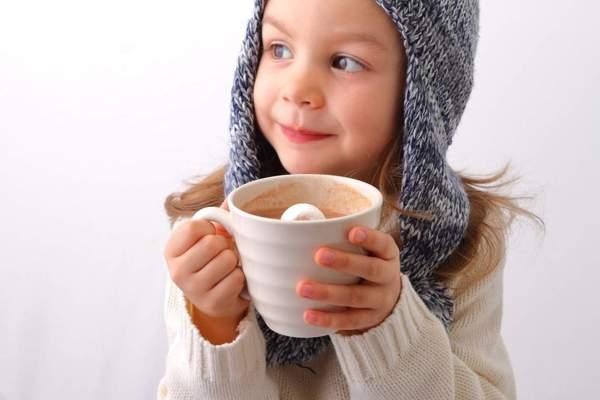 Рецепты приготовления какао для ребенка