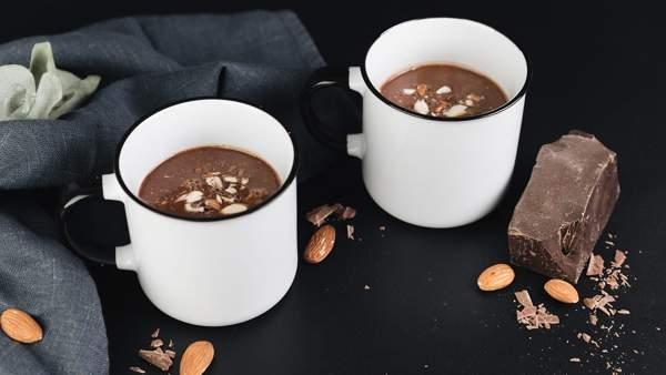 Итальянский жидкий шоколад