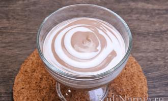 Как приготовить желе из сметаны и какао