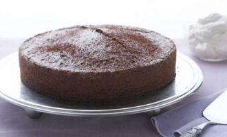 Рецепт шоколадно-бананового торта в мультиварке