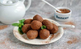 Пирожное картошка: рецепт из печенья без сгущенки