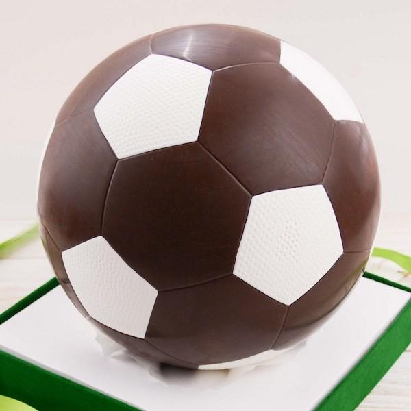 мячик из шоколадки