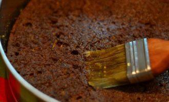 Пошаговый рецепт приготовления трюфельного сметанника