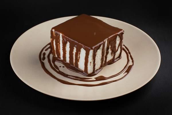 Торт-десерт «Птичье молоко» без бисквита