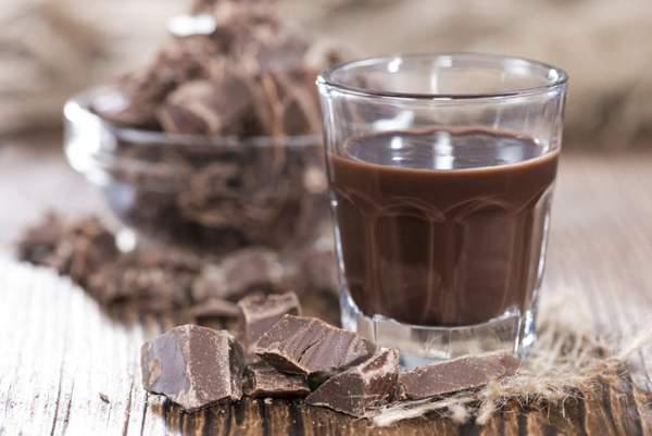 Классический рецепт шоколадного ликера