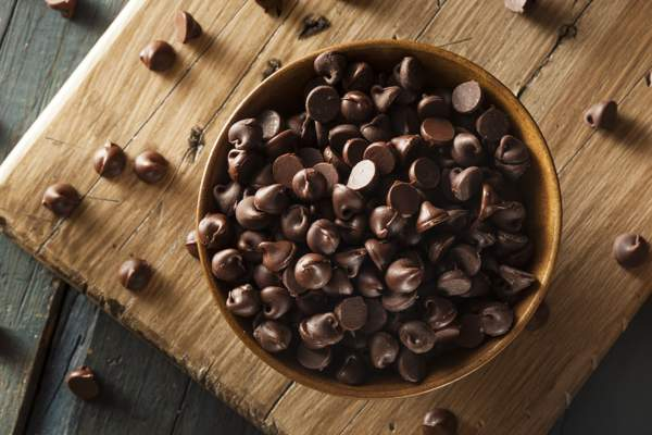 Шоколадные капли