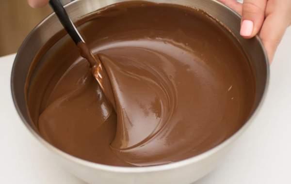 Сироп из кофе и молочного шоколада