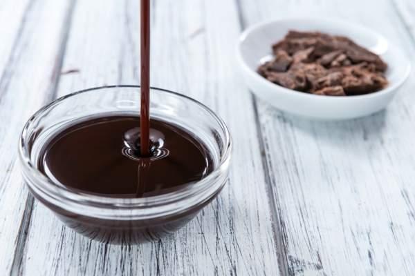 Шоколадный сироп